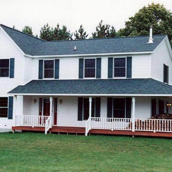 modular homes builder ludington indiana